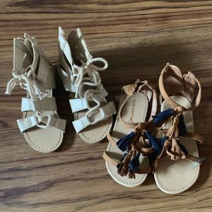 Old Navy Sandals Size 7C
